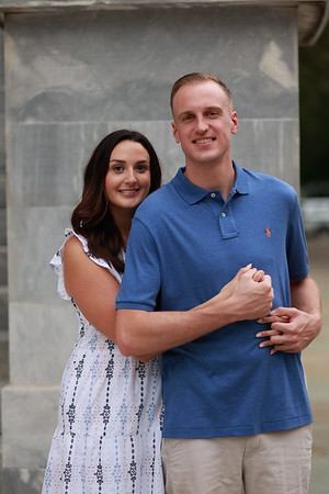 Barbra and Mike Engaged RAW