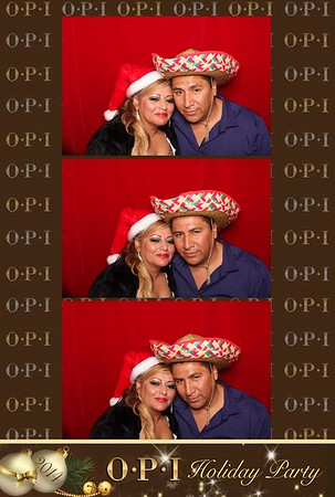 OPI Holiday Party