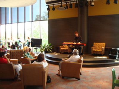 Instrumentalists @ the Plaza-Matthew DeVine September 18, 2011