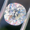4.11ct Antique Cushion Cut Diamond, GIA N VS1 4
