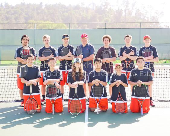 2017 Boy Athletes + Team