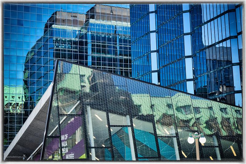 Reflections Downtown Ottawa