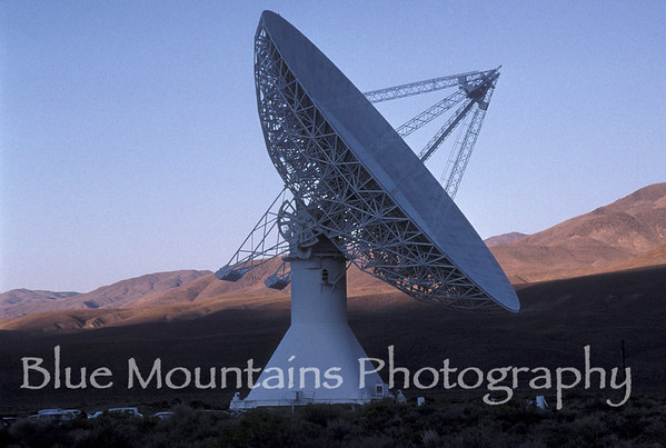 Radio Astronomy California