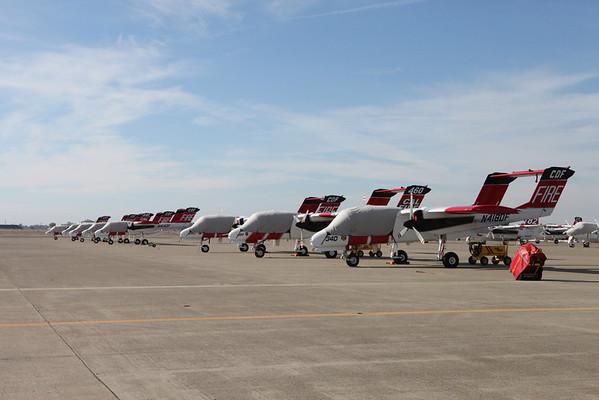 Cal Fire Aviation Maintenance Facility