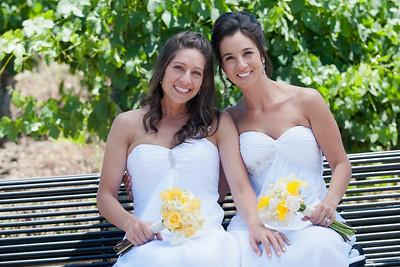 6.24.2012 / Michelle + Michele / Malibu, California