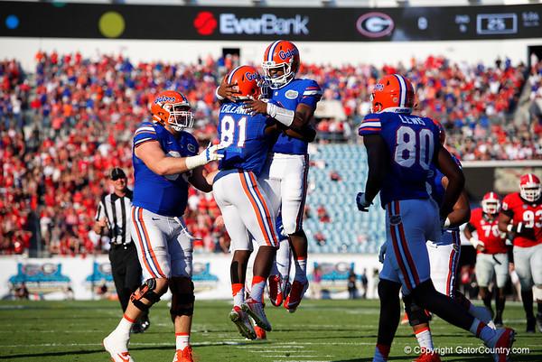 Gallery - Florida Gators Football vs Georgia Bulldogs  October 31st, 2015
