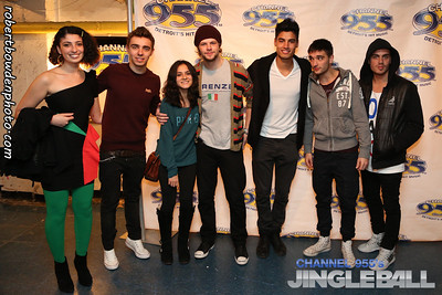 The Wanted Meet and Greet