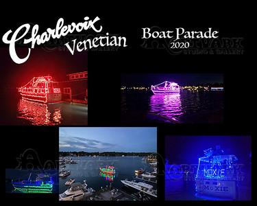 Venetian 2020 Boat Parade