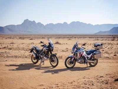 2020 CRF1100 Adventure Sport