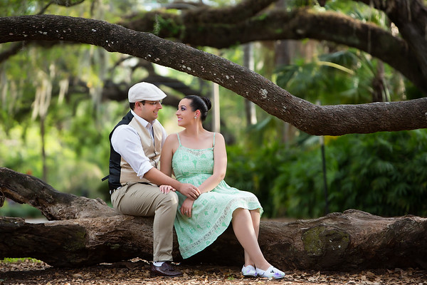 Amelia & Valentino - Engagement