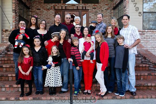 Pearce - Zaske Family