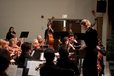 PUC Orchestra 2010