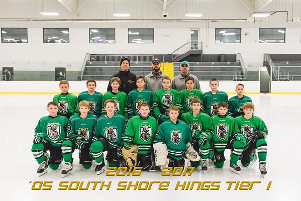 05 South Shore Kings Tier 1 Team & Individual | 2016 - 2017
