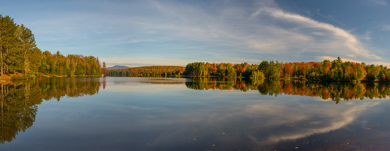 Indian Lake morning