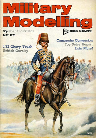 Military Modelling Magazines for sale