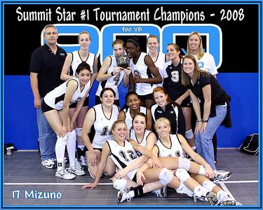 Summit Star #1 Tournament - 2008