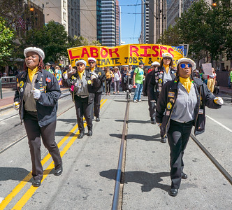 Sep08 RISE Climate March in SF.  Best Photos of the Day.