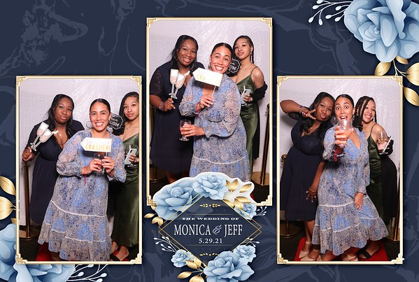 Monica & Jeff's Wedding