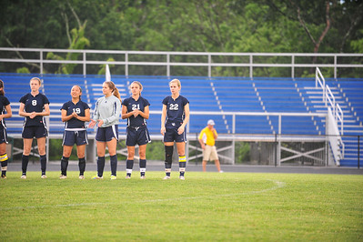 Girls, First Round Regionals Loudoun County vs Millbrook 5.29.12