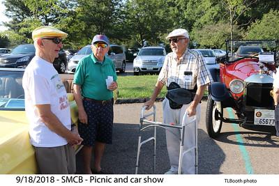2018 SMCB Picnic and Car Show
