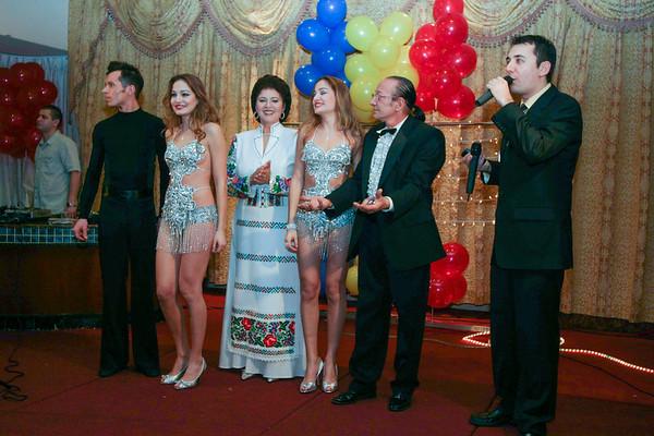 New Year 2008 Celebration
