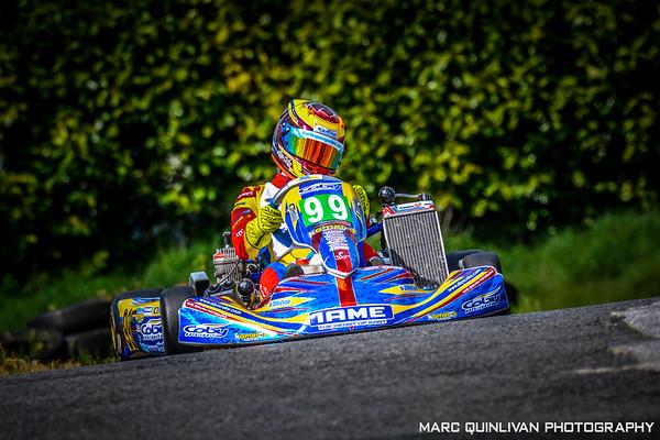 Motorsport Ireland Karting Championship 2017 - Round 3 - Athboy