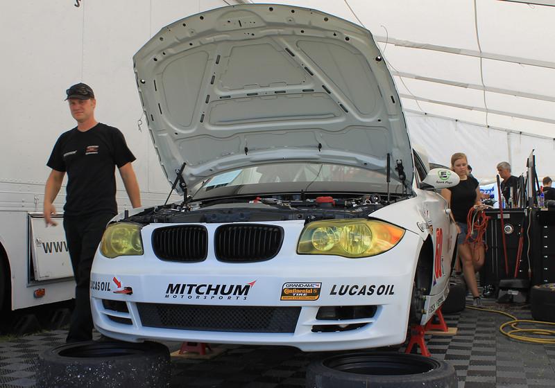 ST-MITCHUM MOTORSPORTS BMW 128i