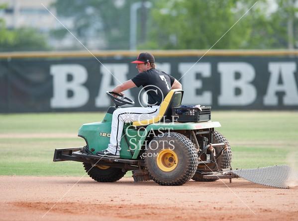 2011-04-25 Baseball Varsity West Houston Thunder @ St. John's School