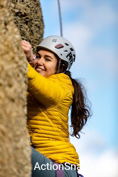 2019 Rock Climbers
