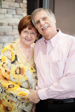 John & Paula Hoole's 50th Anniversary