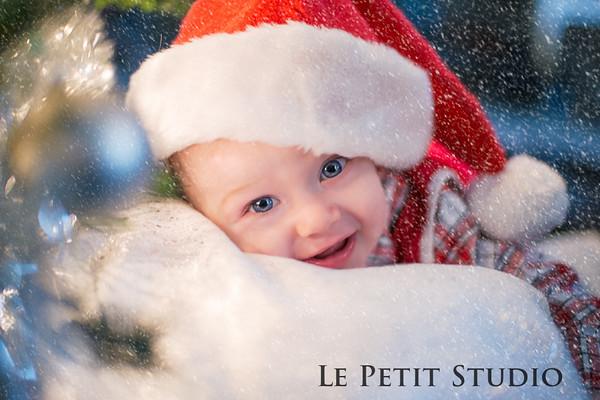 Christmas in Collinsville Santa Photos