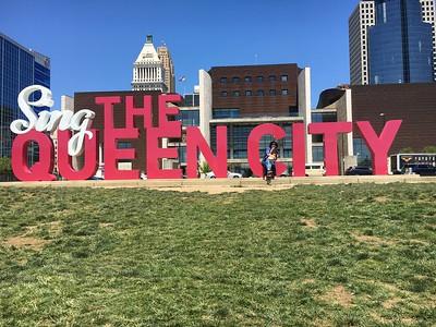 Trip to Cincinnati 6/2017