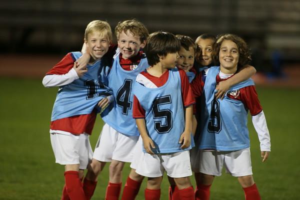 Little Boys Soccer