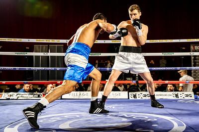 Connor Parker vs Eligio Palacios