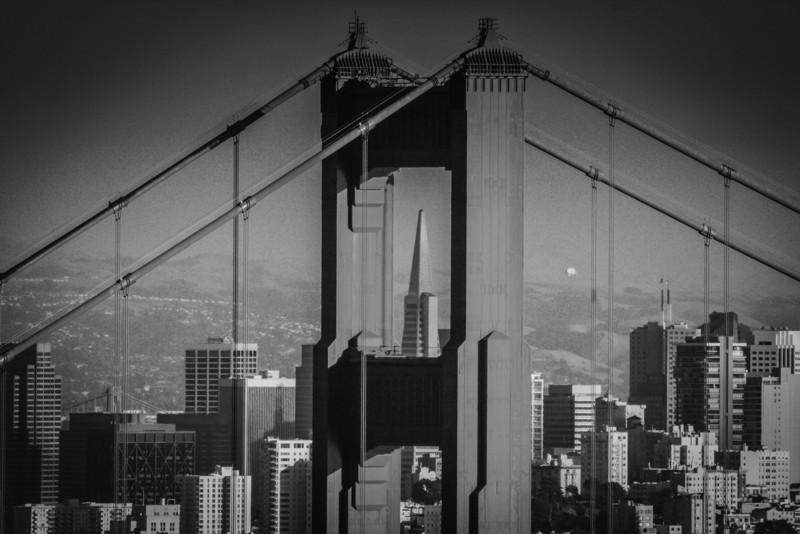 Golden Gate Bridge- San Francisco, CA