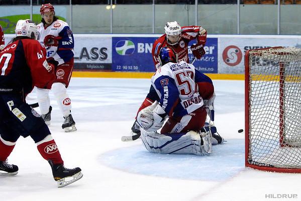Lørenskog Ishockeyklubb - Vålerenga Hockey (120119)