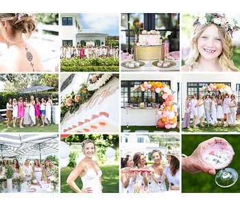 40th Birthday Party - Rose All Day Event Photography - August 2019