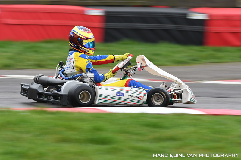 Whilton Mill Kart Club - 2020 Winter Series - Round 1