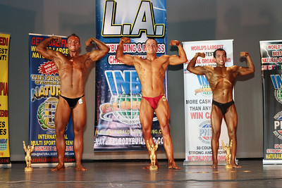 2013 ABA Mr Ms Hollywood Natural Finals