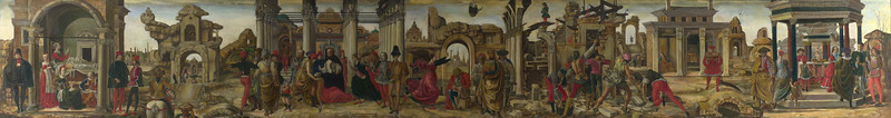 Scenes from the Life of Saint Vincent Ferrer