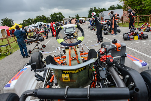 Hooton Park Indykart Round 6 2019