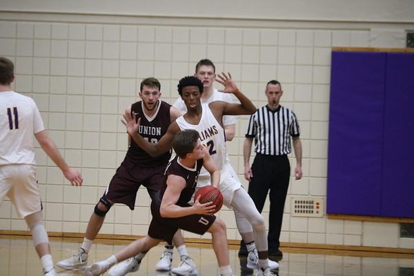 Williams College Men's Basketball vs. Union - 120618