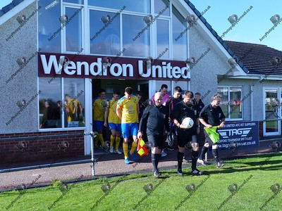 Wendron United WCP CUP (Away)