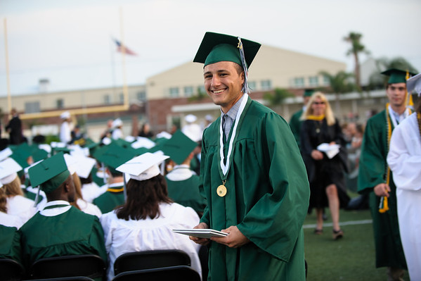 2014 Melbourne High School Graduation