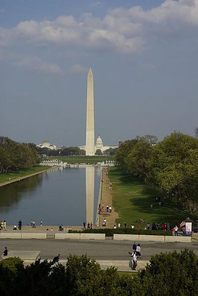 D.C. Monuments and Memorials
