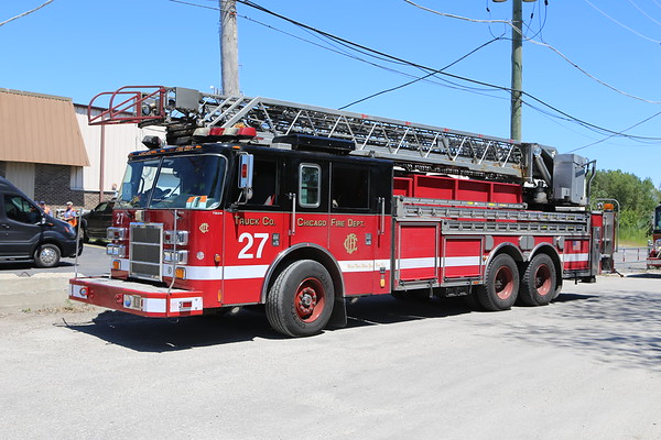 2019 CHICAGO FIRE DEPARTMENT SOUTH-SIDE COMPANIES