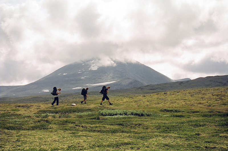 Norsko 2004 | Rondane