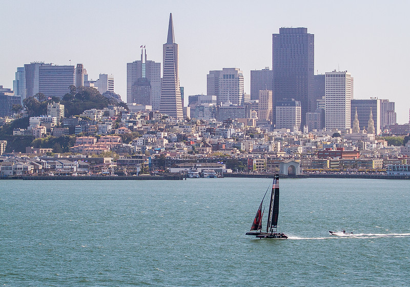 America's Cup - San Francisco - 2012 Louis Vitton Cup #KW-2026