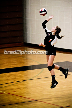 DHS JV Volleyball
