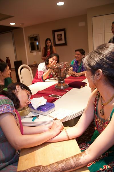 Le Cape Weddings - Indian Wedding - Day One Mehndi - Megan and Karthik  669.jpg